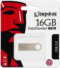 Pen Kingston 16GB USB 2.0