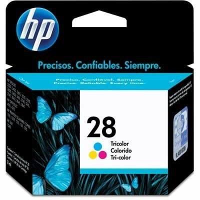 Tinteiro HP 28 Cor