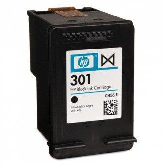 HP Tinteiro 301 Preto