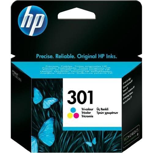 HP Tinteiro 301 Cor