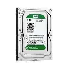 HDD 3.5P WD GREEN 1TB 5400RPM 64MB