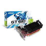 MSI NVIDIA 610GT 2GB