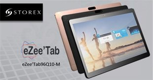 Storex® eZee'Tab96Q10-M