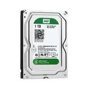 HDD 3.5P WD GREEN 1TB 5400RPM 64MB