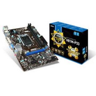 Motherboard MSI H81M-P33 LGA1150 DDRIII DSUB DVI (1150)