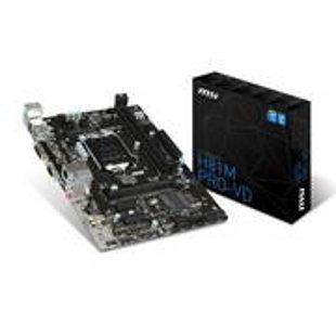 Motherboard MSI H81M PRO-VD LGA1150