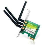 PLACA PCIE WIRELESS 450MBPS DUAL BAND